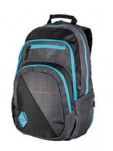 NITRO batoh STASH blur - blue trims 29L