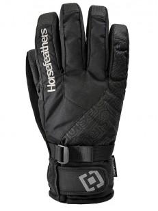 HORSEFEATHERS rukavice VERT black