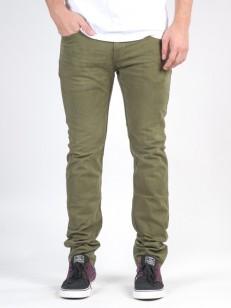 WESC kalhoty ALESSANDRO palm green
