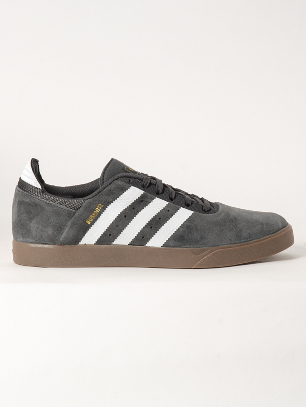 Adidas Boty Busenitz Adv Gry/wht - 12us šedá