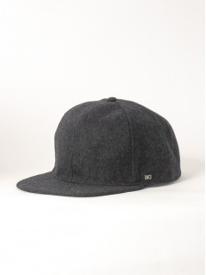 MAKIA kšiltovka WOOL CREW GREY