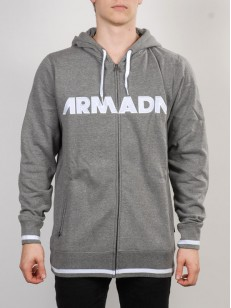 ARMADA mikina REPRESENT Heather Grey