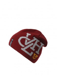 VEHICLE čiapka HOOD BURGUNDY