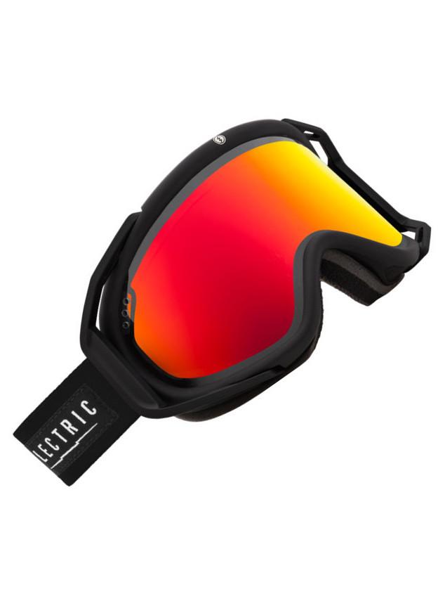 Electric Brýle Rig Gloss Black černá
