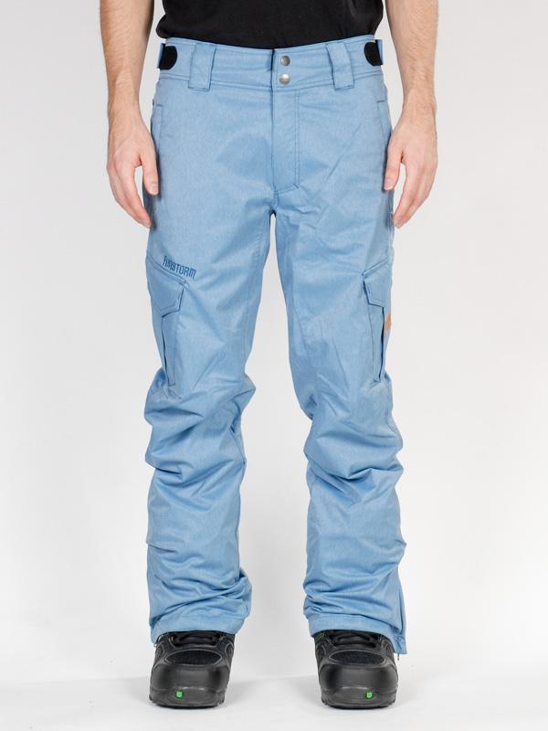 Funstorm Kalhoty Navigator Blue - L modrá