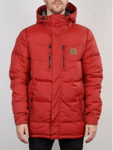 RIP CURL bunda RIPPING PUFFER RED DAHLIA
