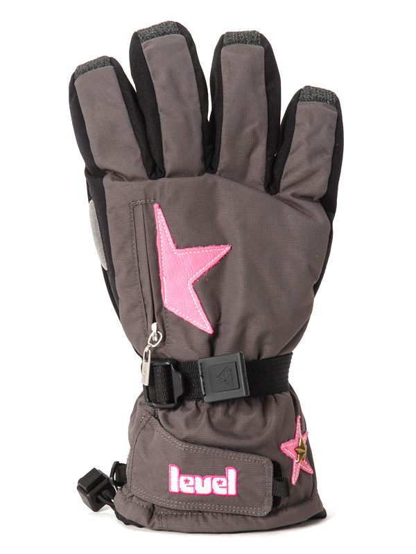 Level Rukavice Star W Fucsia - S