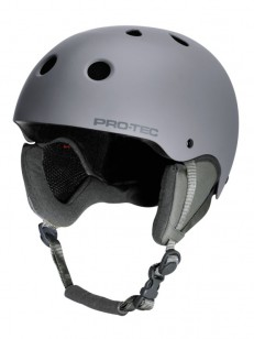 PRO TEC helma CLASSIC GRAY