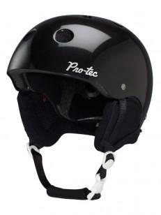 PRO TEC helma CLASSIC BLK