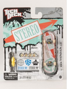 TECHDECK fingerboard STEREO 1 GRY