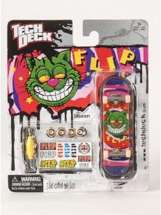 TECHDECK fingerboard FLIP 3 PIN/GRN