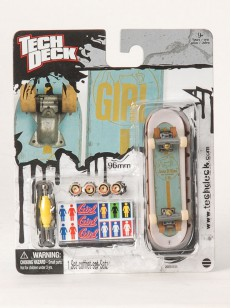 TECHDECK fingerboard GIRL 1 BEI/GRN