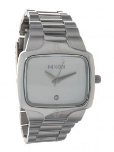 NIXON hodinky PLAYER SILVER