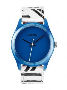 NIXON hodinky MOD ACETATE BLUE