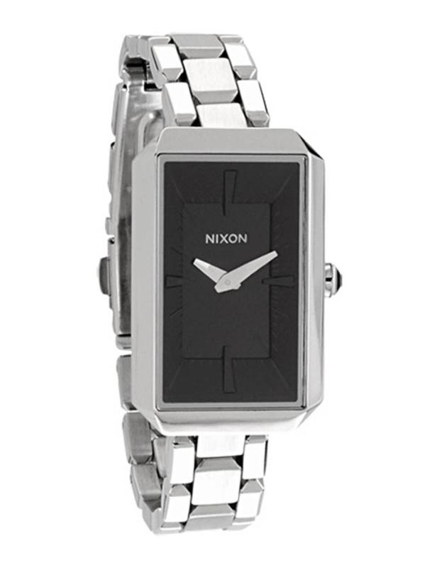 Nixon Hodinky Paddington Black šedá