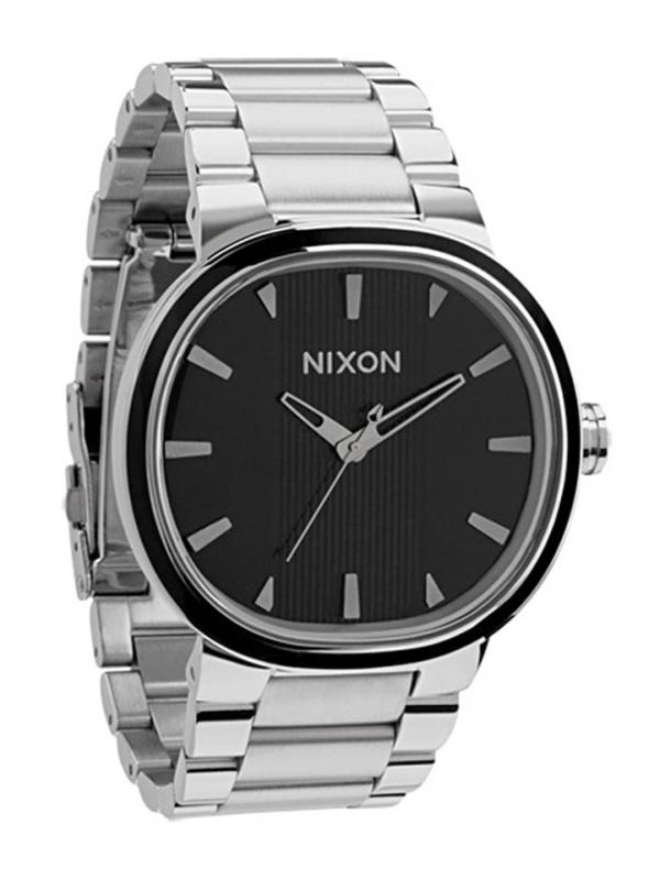 Nixon Hodinky Capital Black šedá