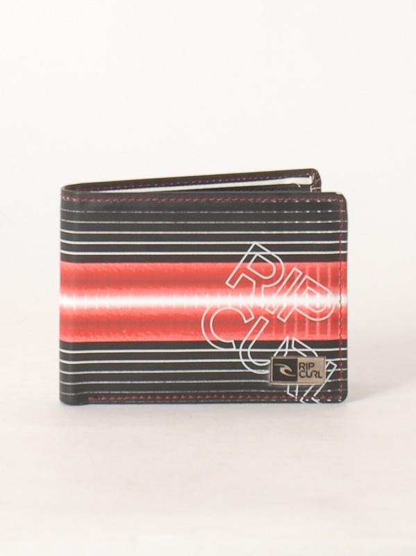 Rip Curl Peněženka Stripes Red