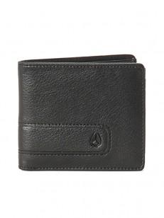 NIXON peněženka SHOWDOWN ALLBLACK