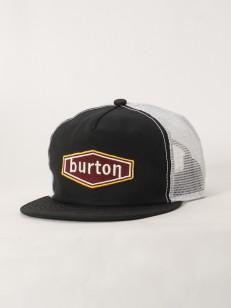 BURTON kšiltovka I-80 TRUE BLACK