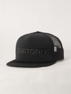BURTON kšiltovka MB SHADOW TRUE BLACK