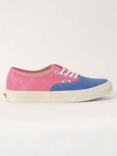 VANS boty AUTHENTIC SLIM (WASHED 2 TONE)
