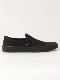 VANS boty CLASSIC SLIP-ON BLACK/BLACK