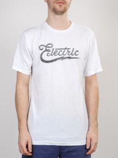 ELECTRIC triko PETROL WHITE