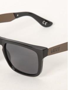 VANS slnečné okuliare SQUARED OFF BLACK GOLD   TempleStore.sk 53407a89e4e