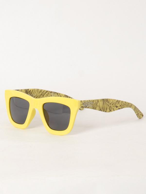 Vans Sluneční Brýle Matinee Limelight žlutá