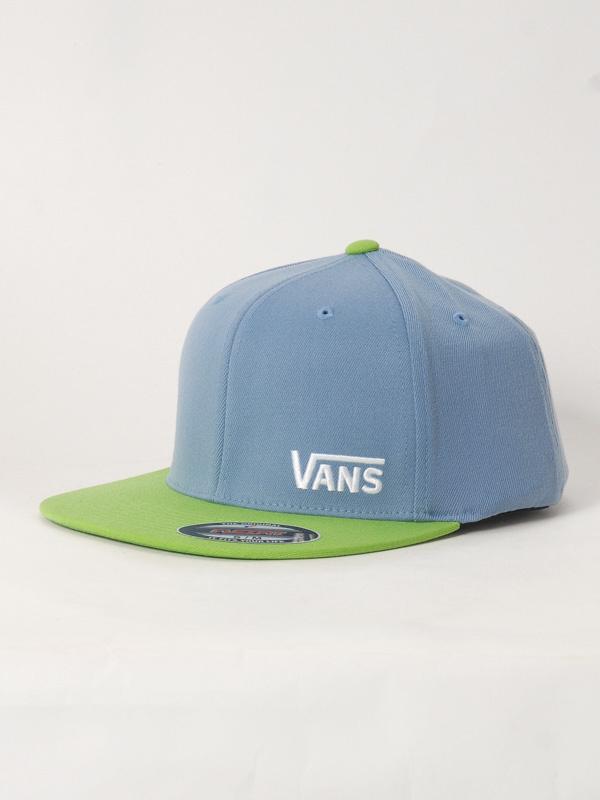 Vans Kšiltovka Splitz Blue/green - Sm modrá