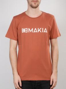 MAKIA triko FLAG & MAKIA COPPER