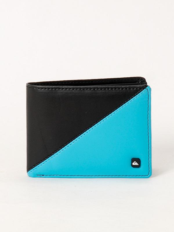Quiksilver Peněženka Comp Slim Bnm0 - M černá