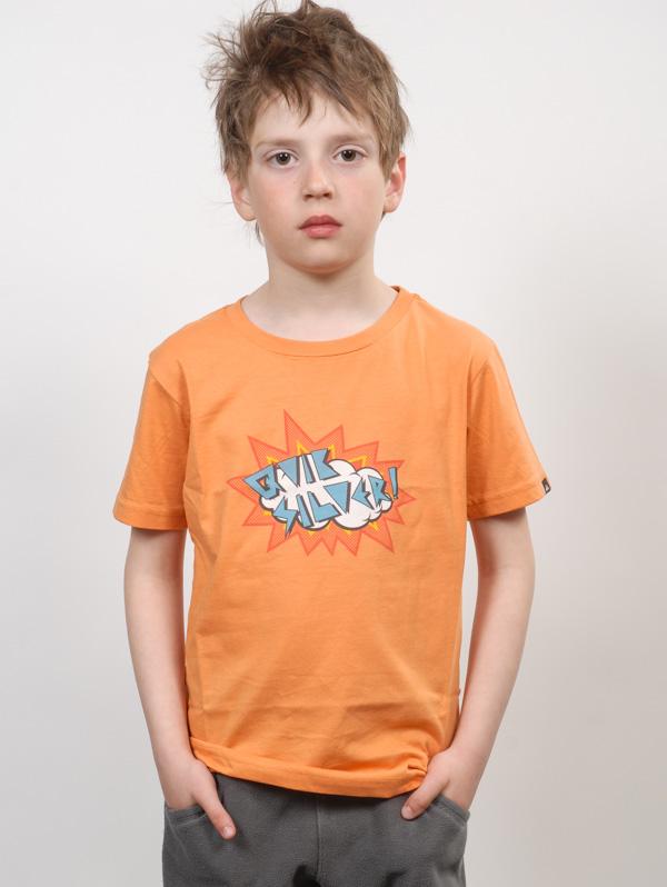Quiksilver Triko Classic Njf0 - 7 oranžová