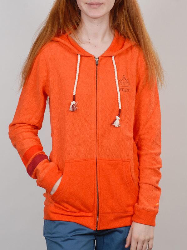 Roxy Mikina Sunshine World Npm0 - L oranžová