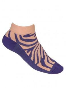 FUNSTORM ponožky LESLY violet