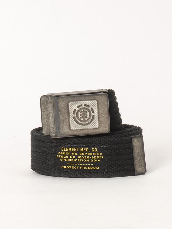 Element Pásek Faber Black černá