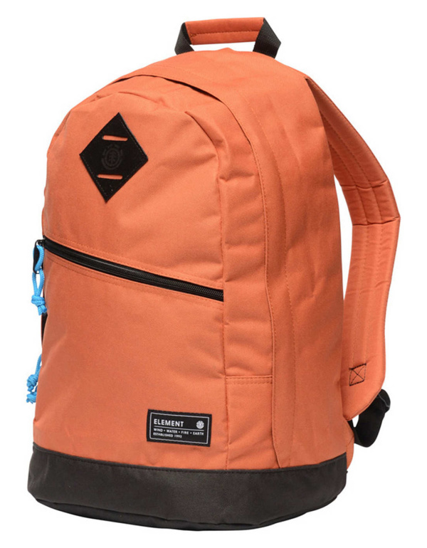 Element Batoh Camden Rust oranžová
