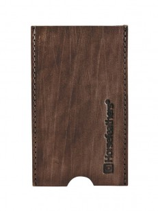 HORSEFEATHERS pouzdro FLYNN brushed brown