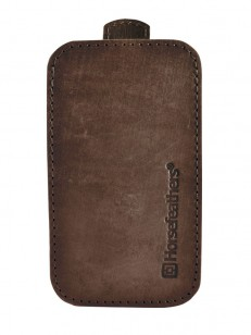 HORSEFEATHERS púzdro TODD brushed brown