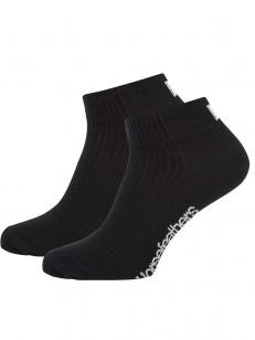 HORSEFEATHERS ponožky BAY black