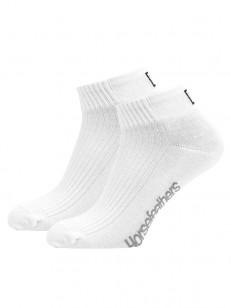HORSEFEATHERS ponožky BAY white