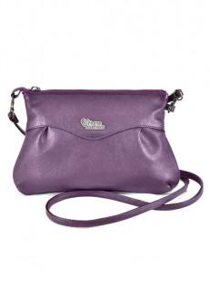 HORSEFEATHERS kabelka LOU purple