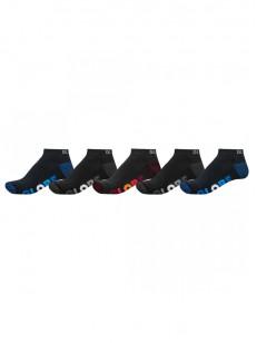 GLOBE ponožky MULTI STRIPE Black