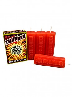 THUNDER vosk THUNDER CURB SPEED WAX RED
