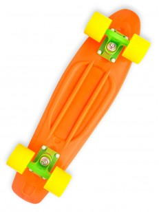 MILLER pennyboard ORIGINAL FLUOR ORANGE