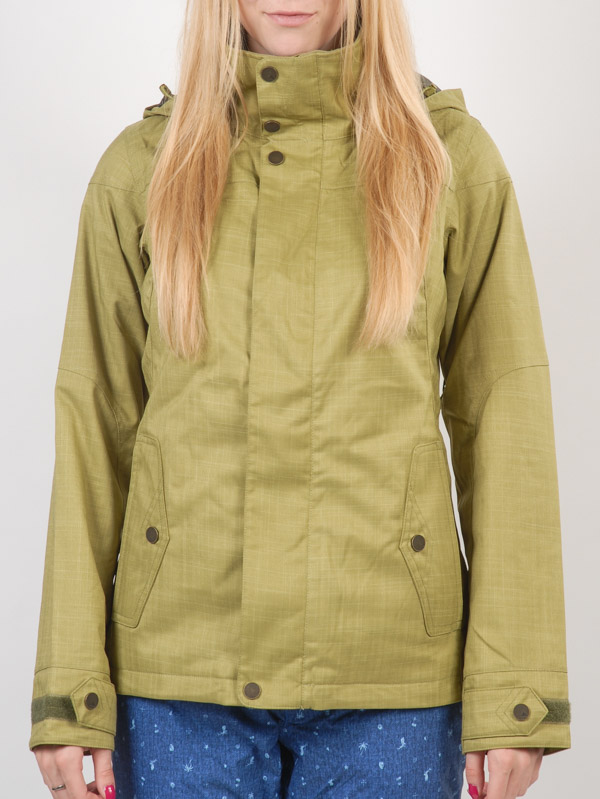 Burton Bunda Jet Set Algae - S