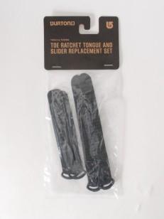 BURTON pásek TOE TONGUE SLIDER BLACK