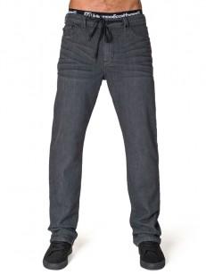 HORSEFEATHERS kalhoty ASPHALT dark gray