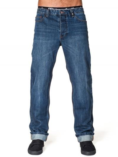 HORSEFEATHERS kalhoty GARAGE dark blue