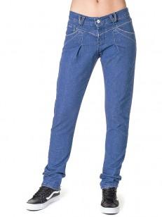 HORSEFEATHERS kalhoty LOVE vintage blue